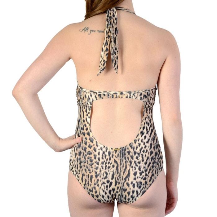 VALEGE Maillot de Bain 1 Pièce Wabaso Star Leopard Expédition Bas À Vendre Qualité Supérieure De Vente Pas Cher Énorme Surprise En Ligne rciYowtYcP