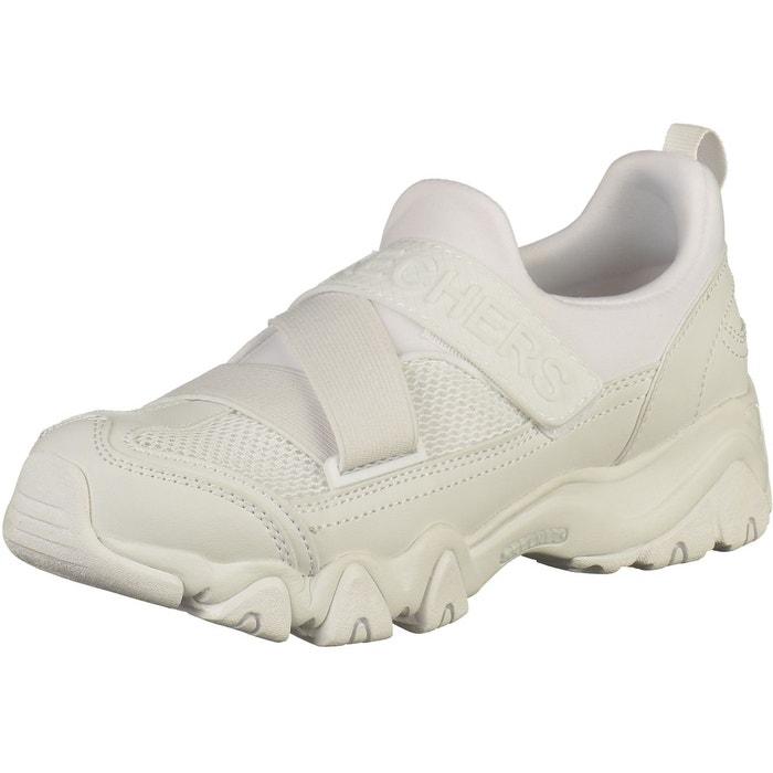 Derbies blanc Skechers