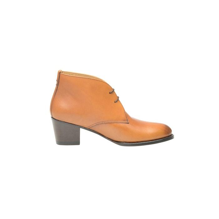 George boots en cognac cognac Shoepassion Vue À Vendre 6Gdim3vY