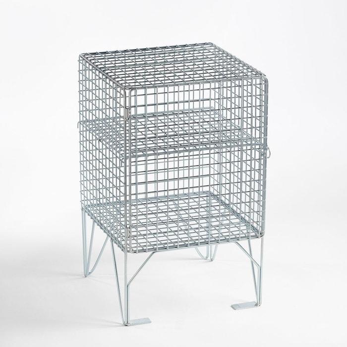 chevet montozon am pm la redoute. Black Bedroom Furniture Sets. Home Design Ideas