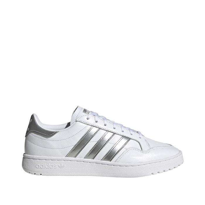 liberal selva Verde  Baskets modern court blanc /argent Adidas Originals | La Redoute