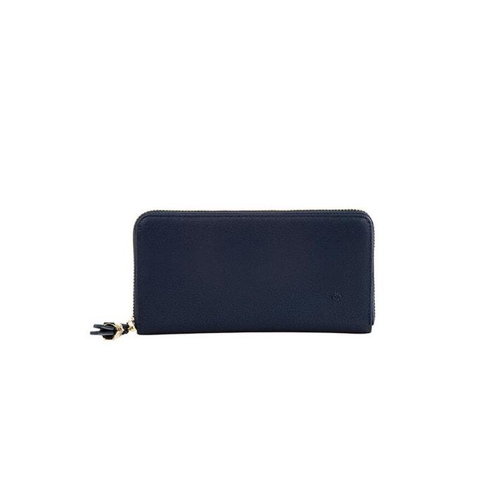 ea71807491b Satiny slg portefeuille bleu fonce Samsonite | La Redoute