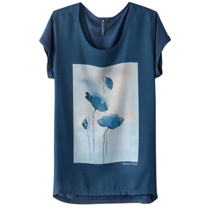 afbeelding T-shirt met ronde hals FREEMAN T. PORTER
