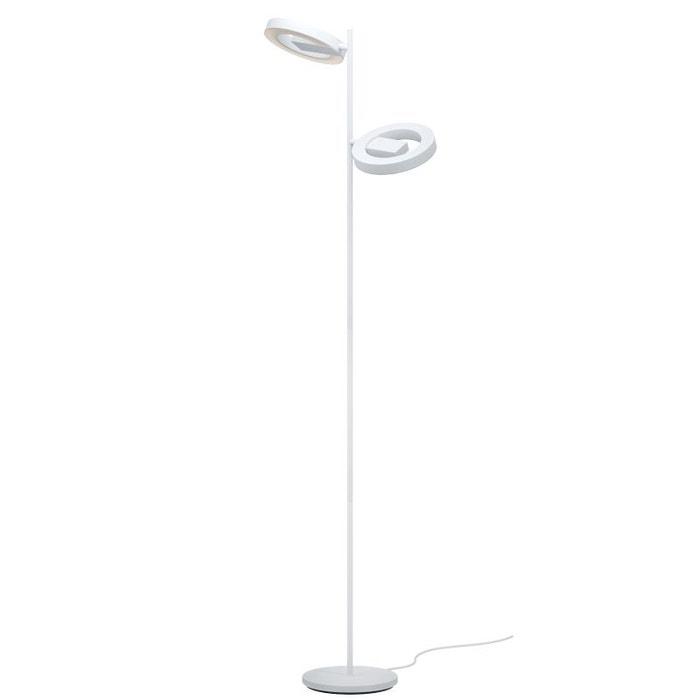 Lampadaire salon puissant Alvendre LED H175 cm
