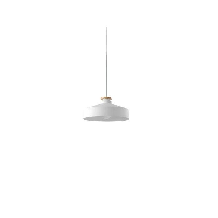 luminaire suspension blanc herdasa la redoute. Black Bedroom Furniture Sets. Home Design Ideas