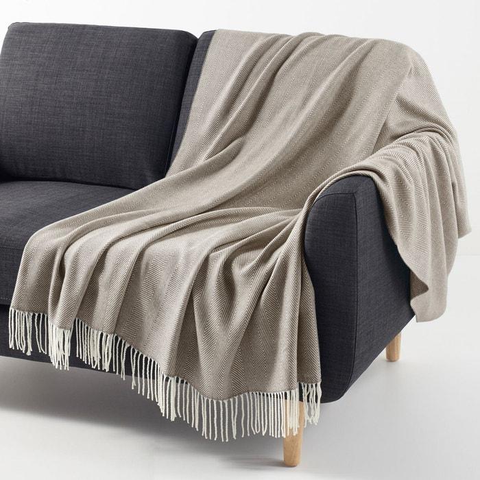 plaid dungi la redoute interieurs en solde la redoute. Black Bedroom Furniture Sets. Home Design Ideas