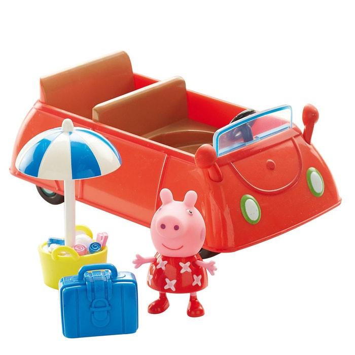 peppa pig la voiture des vacances giopph00 couleur. Black Bedroom Furniture Sets. Home Design Ideas