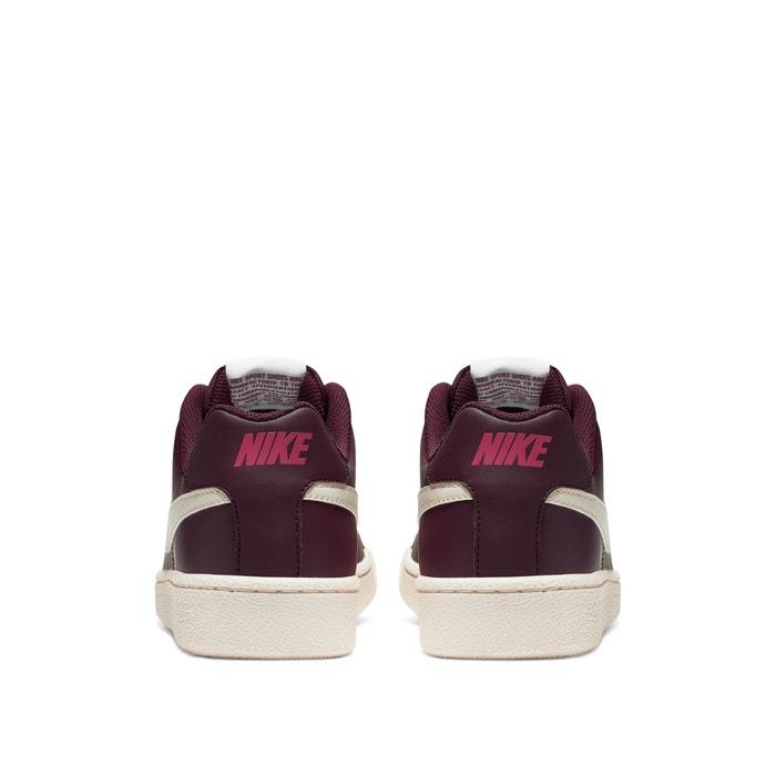 Nike Sapatilhas Court Royale Bordeauxbranco 350167436