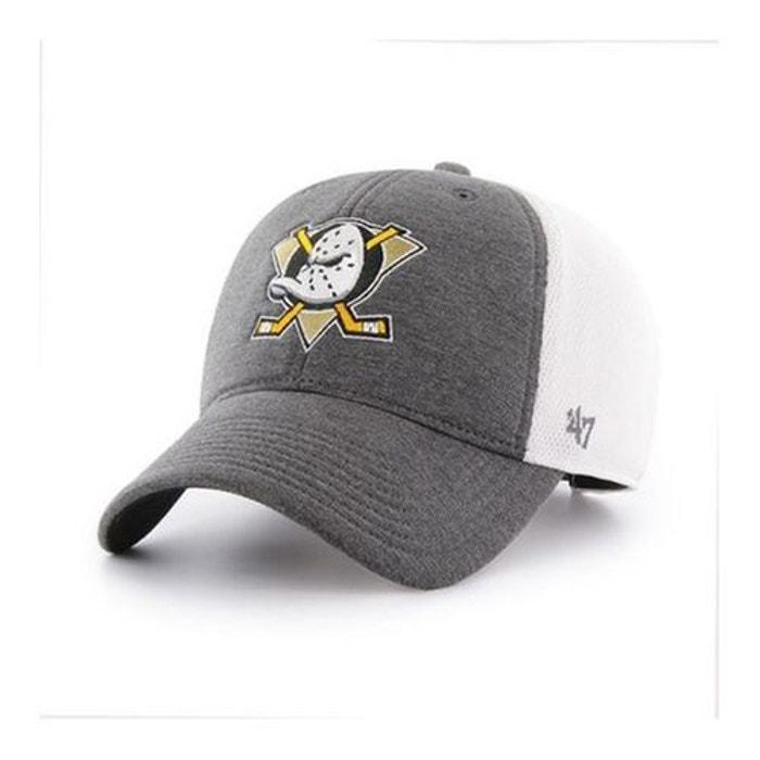 Casquette trucker mighty ducks anaheim haskell gris foncé 47 Brand   La Redoute Choisir Un Meilleur cYm0G1