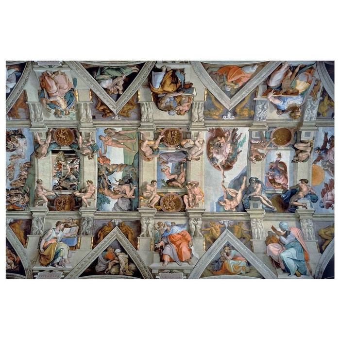 Puzzle 5000 Pieces Plafond De La Chapelle Sixtine Ravensburger