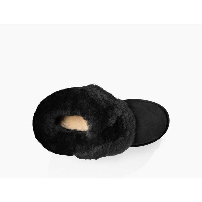 Mini bailey button bling noir Ugg Stocker En Ligne Pas Cher 5p1WzIlf