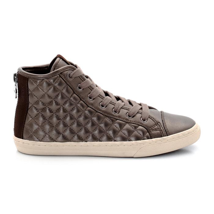 Zapatillas de caña alta acolchadas  GEOX image 0