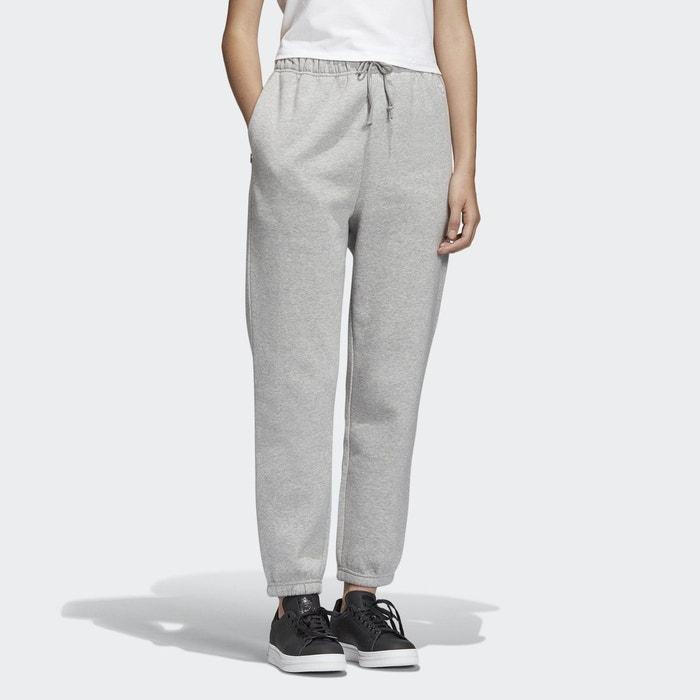 aef4fb2717d8d8 Pantalon styling complements high-rise gris Adidas Originals   La Redoute
