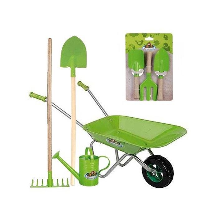 kit outils de jardinage pour enfants pret a jardiner la. Black Bedroom Furniture Sets. Home Design Ideas