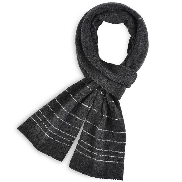 Echarpe dorine noire - fabriqué en france noir Qualicoq   La Redoute bcf4566c391