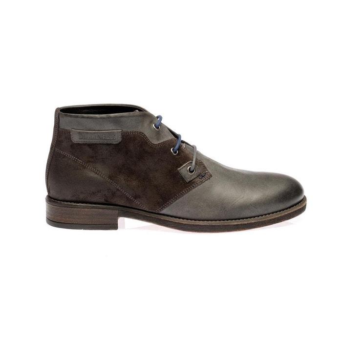 Boots gris Dillinger