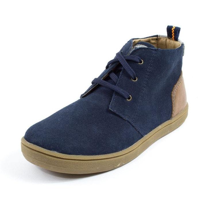 Tty Chaussures enfant Baskets Garçon bleu Berlin Tty soldes RWFNc6PdQY