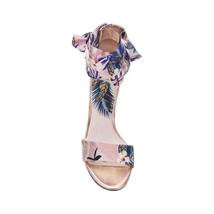 Sandales allison imprimé Guess
