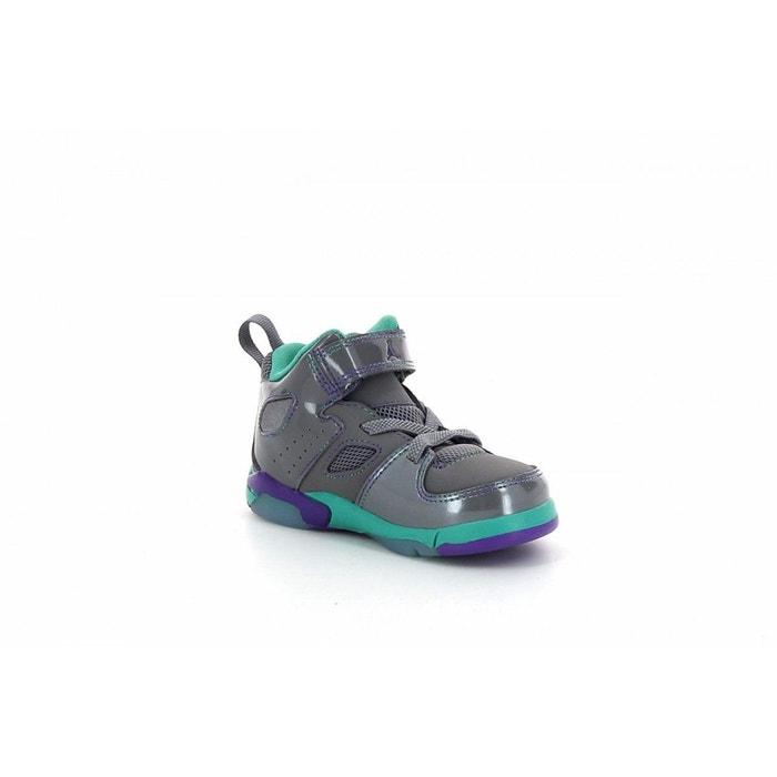 58034858d51c0 Basket nike jordan flight club 91 bébé - 555330-009 gris Nike