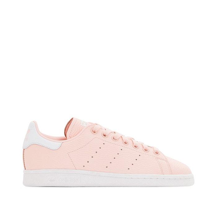 Baskets stan smith rose/imprimé Adidas Originals Meilleure Vente Pas Cher sAK73IH