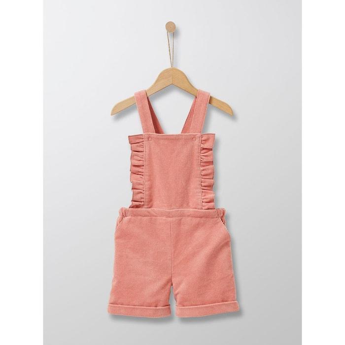 23d3f23c661d3f Salopette, combinaison fille - Vêtements 3-16 ans CYRILLUS | La Redoute