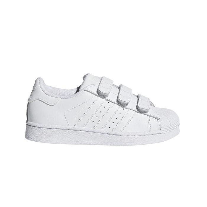 Zapatillas con cierre autoadherente Superstar CF C  Adidas originals image 0