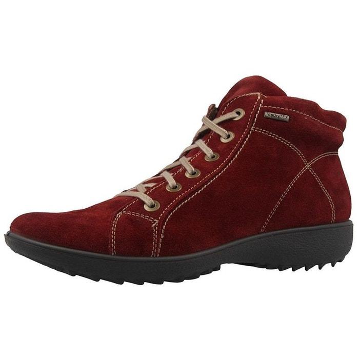 Vraiment À Vendre Bottines cuir rouge Romika Bon Marché Vraiment La Vente En Ligne Vente Pas Cher 100% D'origine mJ3p6yNqbB