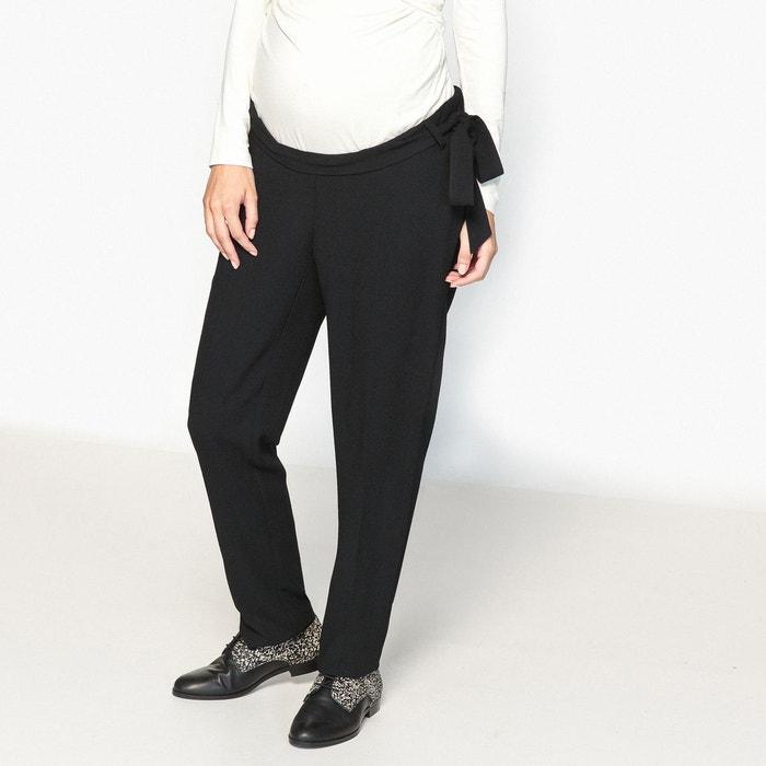 Pantalon de grossesse  coupe droite La Redoute Collections