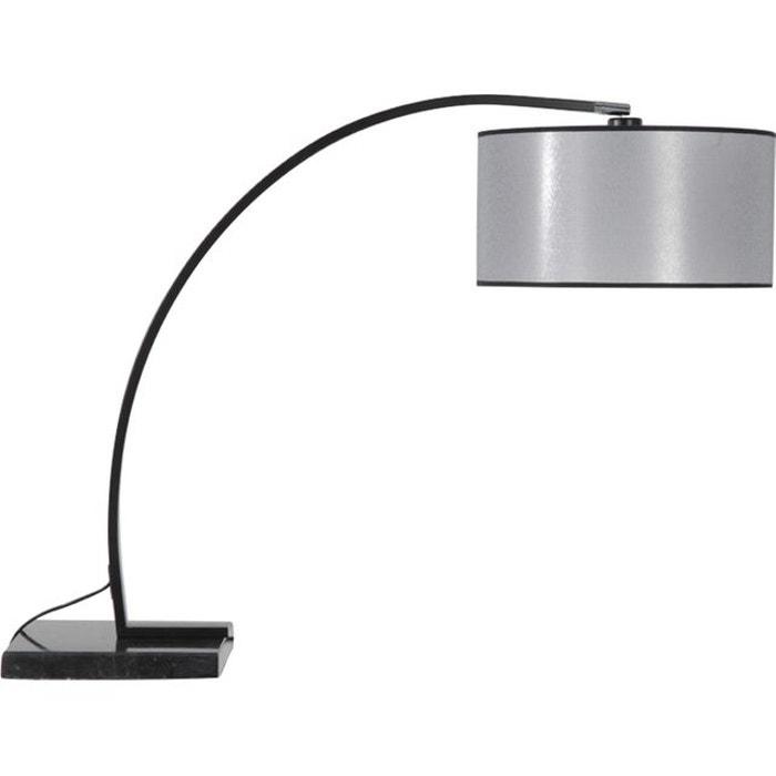 lampe d 39 architecte en m tal gris amadeus la redoute. Black Bedroom Furniture Sets. Home Design Ideas