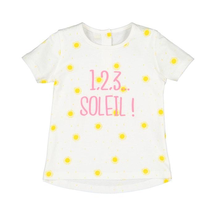 T-shirt fantasia sole 1 mese-4 anni T-shirt fantasia sole 1 e700991645d