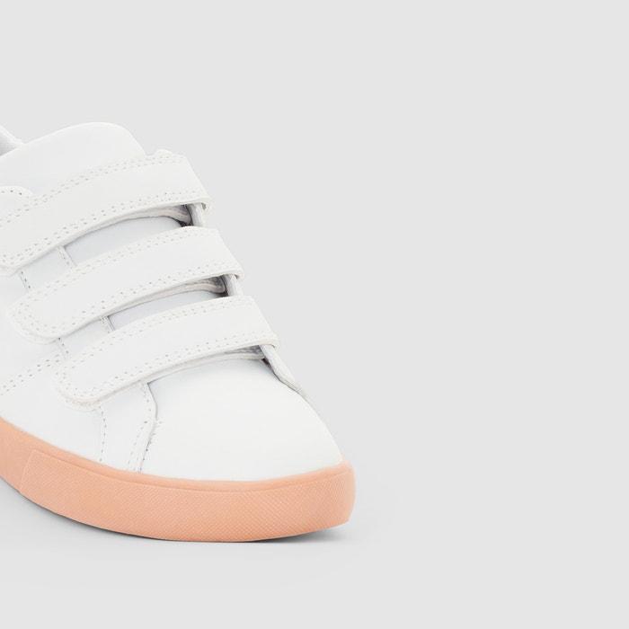 colouRouge  seul formateurs, blanc blanc blanc / nu, mademoiselle r 04e8cf