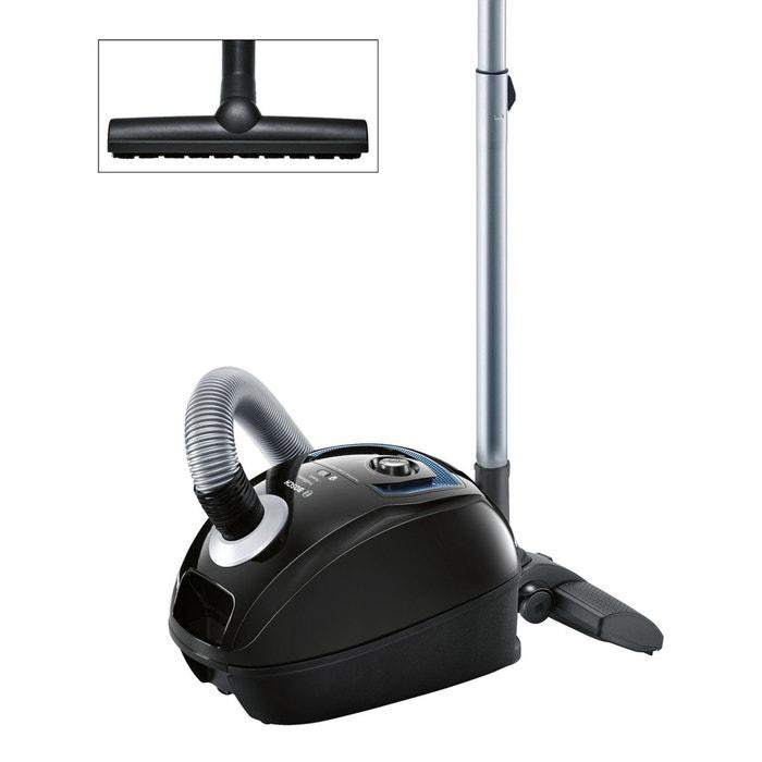 aspirateur avec sac bgl4sil1 gl 40 noir bosch la redoute. Black Bedroom Furniture Sets. Home Design Ideas