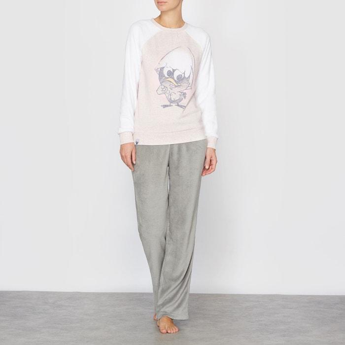 "Bild Pyjama ""Calimero"", lange Ärmel CALIMERO"