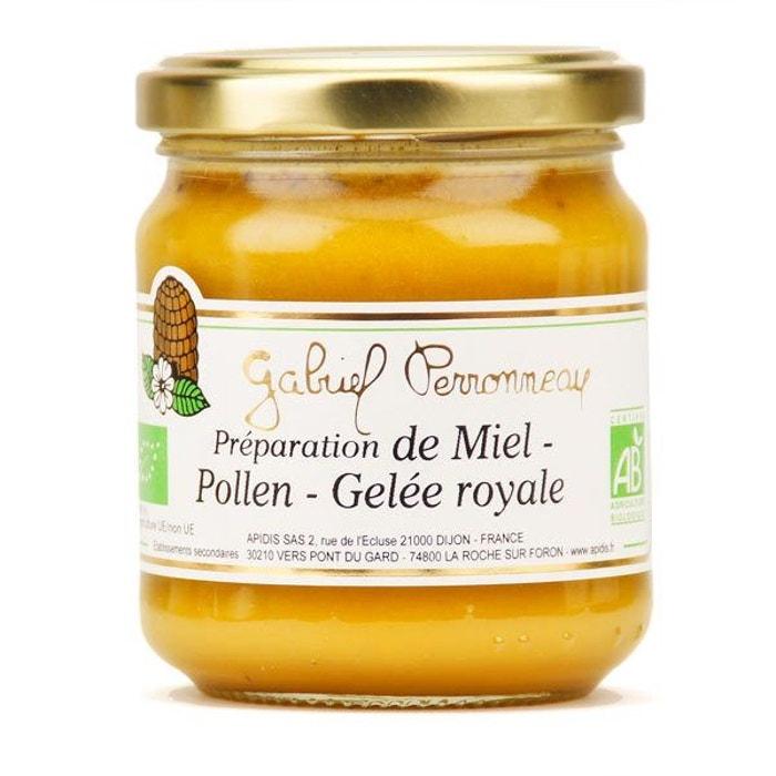miel bio gabriel perronneau