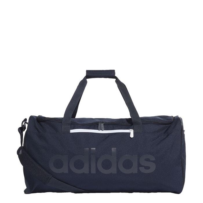 Sac en toile Linear Core Format moyen Noir adidas | adidas France