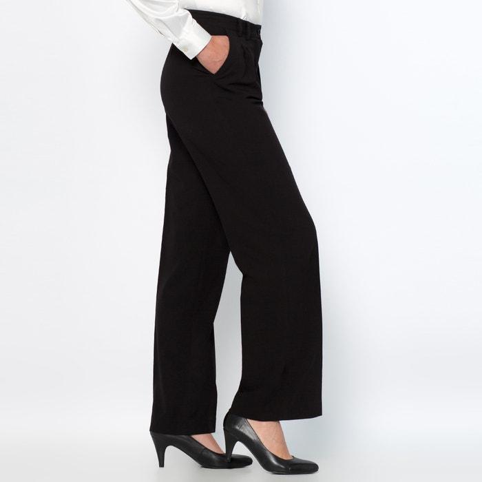 243;n confort Pantal pinzas ANNE de stretch WEYBURN qwEX56BF