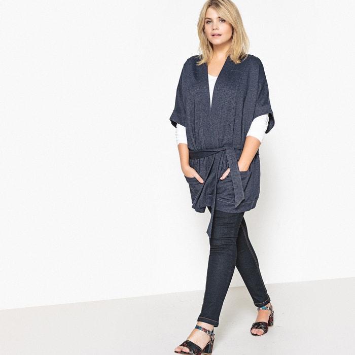 Giacca stile kimono in maglia  CASTALUNA image 0