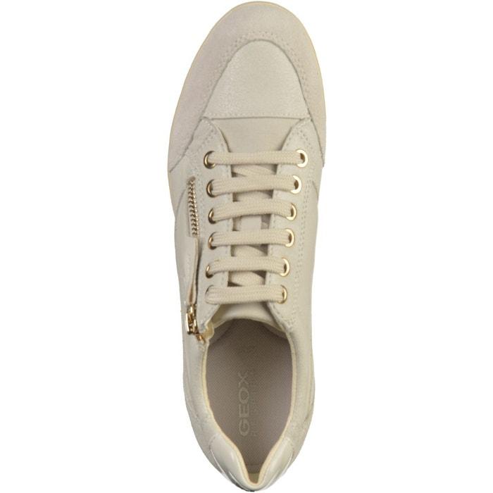 Sneaker off white Geox