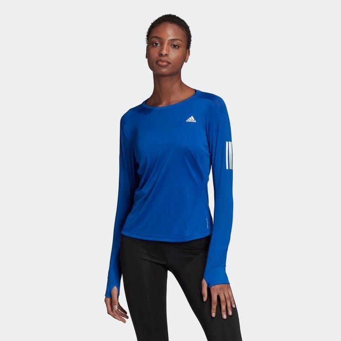 T shirt Own the Run Long Sleeve
