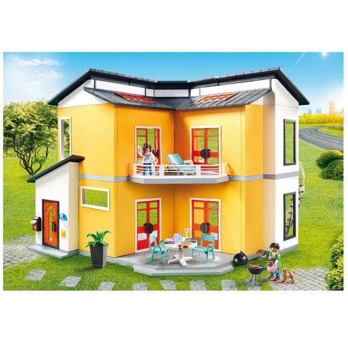 Maison moderne - pla9266 couleur unique Playmobil | La Redoute
