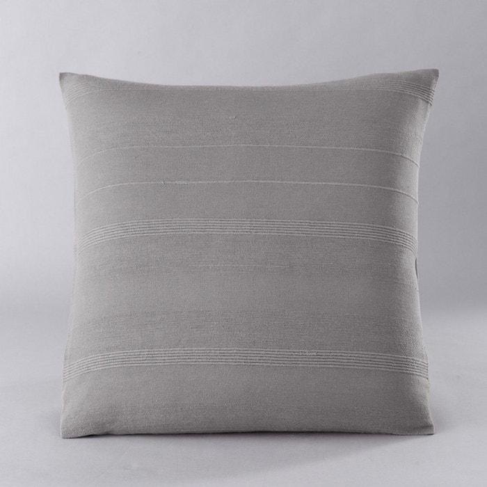 housse de coussin ou oreiller nedo la redoute interieurs la redoute. Black Bedroom Furniture Sets. Home Design Ideas