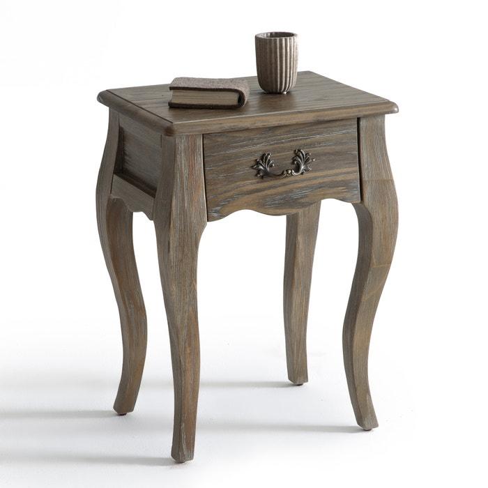 afbeelding Nachtkastje met 1 lade JANEL La Redoute Interieurs