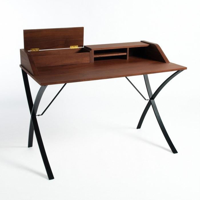 Epitre Walnut and Metal Desk  AM.PM. image 0