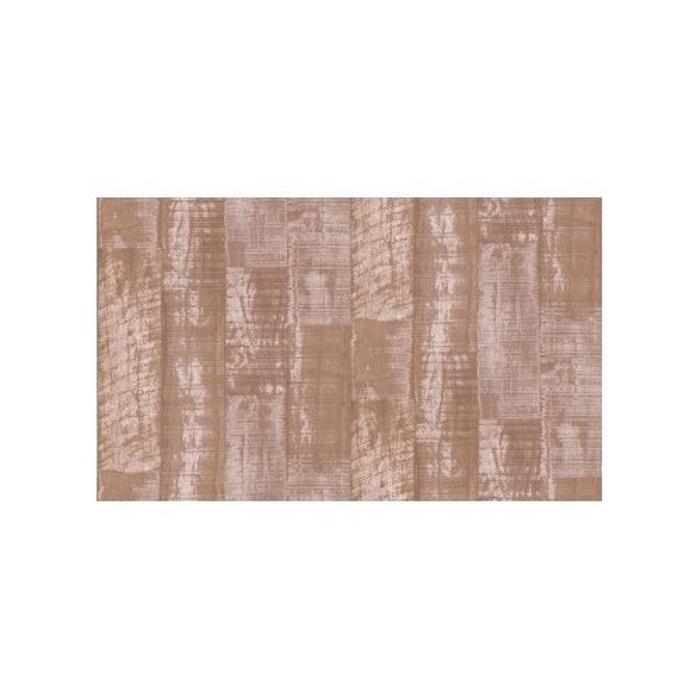 papier peint imitation bois c rus home maison la redoute. Black Bedroom Furniture Sets. Home Design Ideas