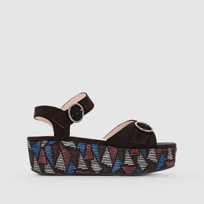 Sandales compensées MADEMOISELLE R