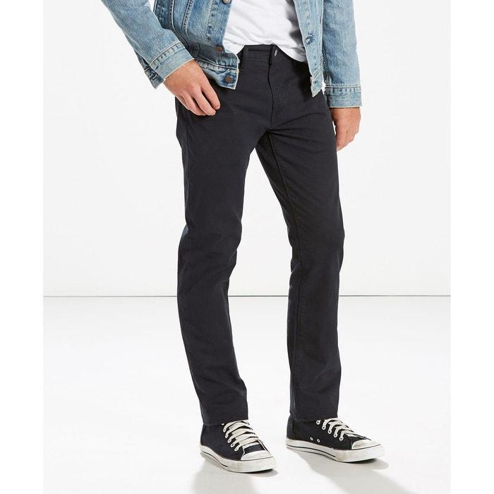 411f83cf2 Pantalon en toile de coton stretch coupe 511 slim