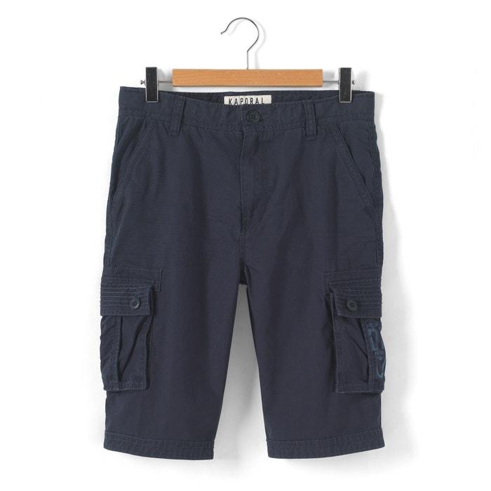 Cotton Bermuda Shorts 10 - 16 Years  KAPORAL 5 image 0