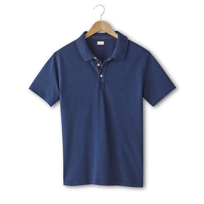 Image Piqué Knit Polo Shirt R essentiel