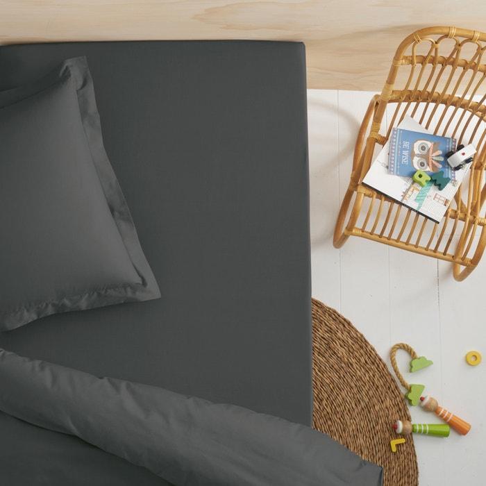 drap housse pour lit enfant en coton biologique scenario la redoute. Black Bedroom Furniture Sets. Home Design Ideas