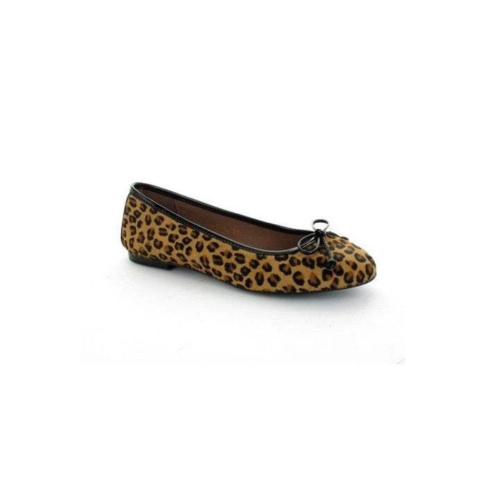 Ballerine gadea monke leopard  noire Gadea  La Redoute